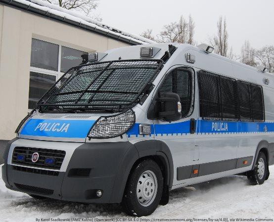 Policja Kalisz: Rażąco przekroczył prędkość w terenie zabudowanym