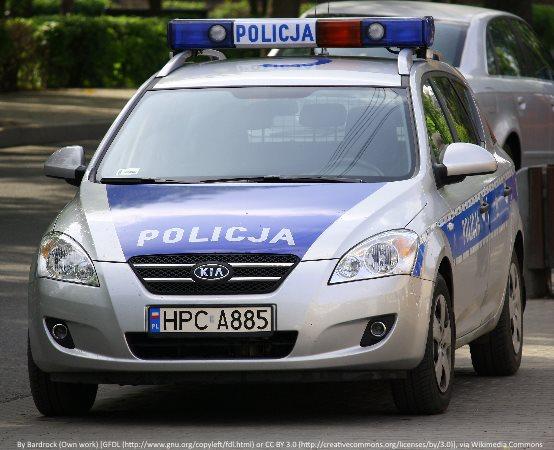 Policja Kalisz: Praetorian na testach w Kaliszu
