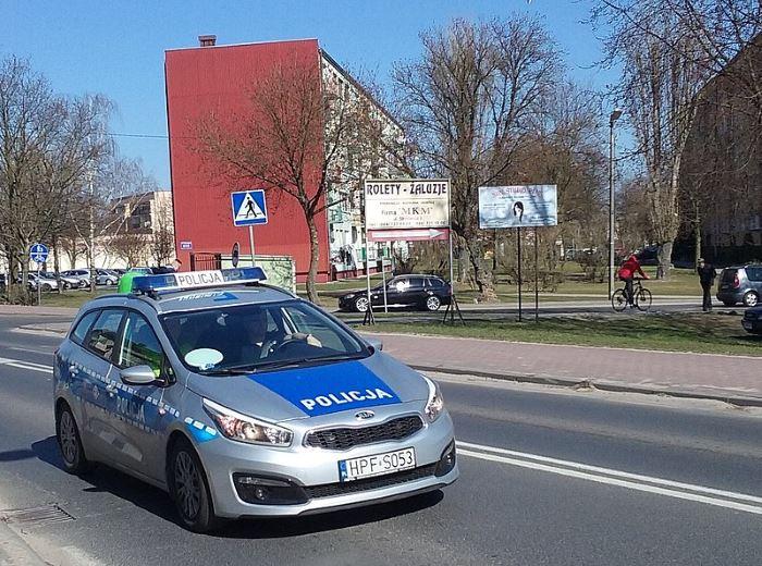 Policja Kalisz: Jednego dnia czworo kierowców straciło prawo jazdy